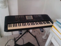 Yamaha PSR-530 keyboard with wonderful sounds.