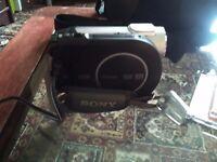 Sony camcorder DCR DVD106 Handycam