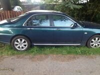 Rover 75 1.8 ,petrol,full electric seats,windows ...etc