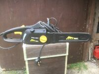 Parkside electric chainsaw