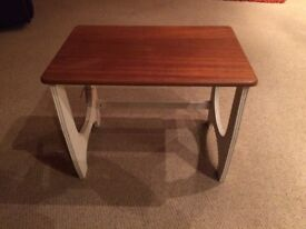 SMALL SHABBY CHIC COFFEE TABLE/OCCASIONAL TABLE