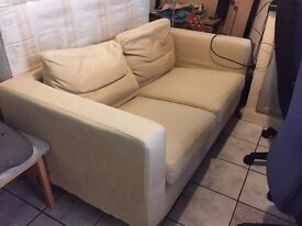 Sofa/couch ikea cream/off white colour