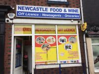 Off licence sale Very good place weekly T/O £5750 -£6500