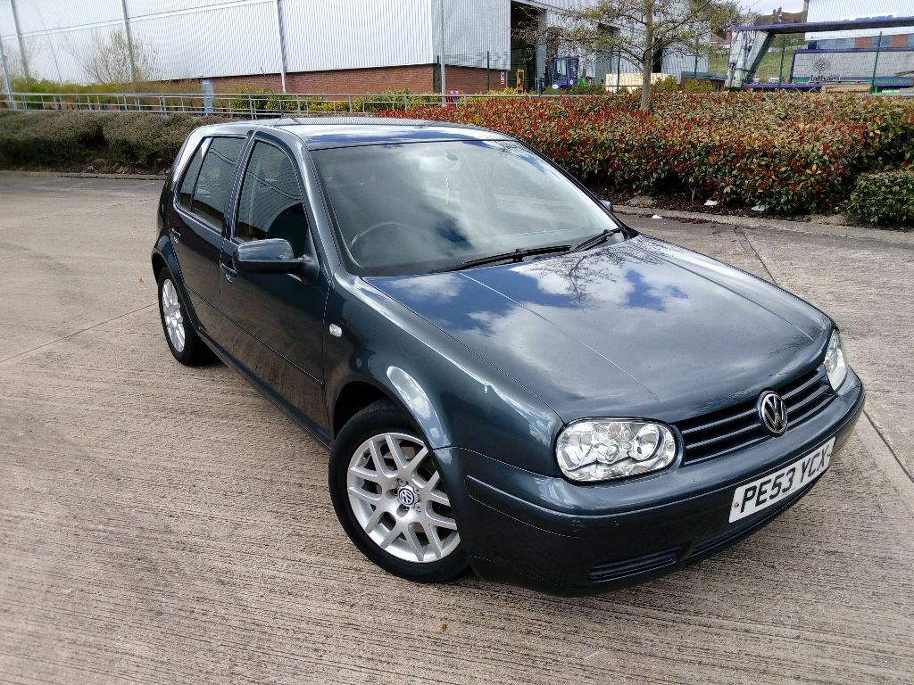 2003 VOLKSWAGEN GOLF 2.3 V5 5DR FSH LONG MOT VW *BARGAIN*
