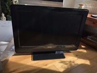 """32"""" Phillips Flat Screen LCD TV Fully Working"""