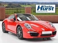 Porsche 911 CARRERA 4S PDK (red) 2014-05-31