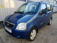 Auto Suzuki Wagon R+ GI Auto 1.2 Petrol - 54,000 Miles - 1 Year MOT - Drives Great