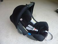 Britax Cosy Tot Premium Carseat in Anthracite