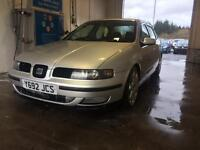 Seat Toledo tdi low mileage