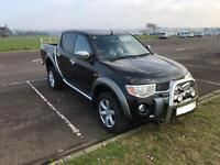 MITSUBISHI L200 NUDGE BULL BARS