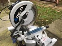 DELTA 230V 1500W Mitre Saw
