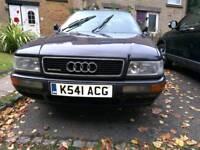 Audi 80 2.8 v6 Quattro