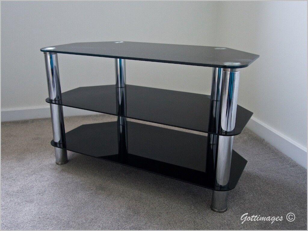Tv Tables Hernan Tv Unit: TV Table - Corner Unit