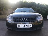 Audi TT Quattro (chapeast in country of age & miles )