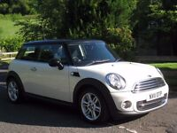 2011 MINI COOPER 1.6 D CHILLI *1 OWNER - FSH - FULL MOT - ZERO ROAD TAX - BLUETOOTH - DAB - CRUISE*