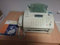 Office Telephone/Fax machine