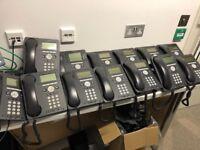 Avaya 9620L VOIP Phones x20 x2 9630G