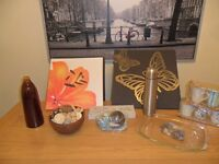 job lot of small house hold items