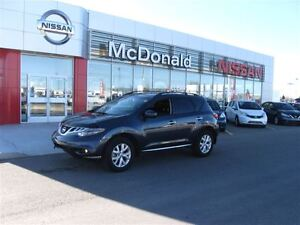 2014 Nissan Murano SL,One owner, Heated leather seats, Blue toot