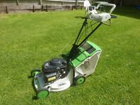Etesia professional self propelled mower cost over £1000