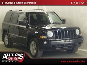 2010 Jeep Patriot North + 4X4 + AUTOMATIQUE