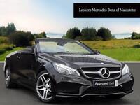 Mercedes-Benz E Class E220 BLUETEC AMG LINE (black) 2015-11-30