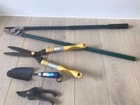 Assortment of Garden Hand Tools - Lets get busy!!!
