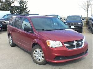 2014 Dodge Grand Caravan SXT**FULL STO & GO**6.5 INCH TOUCH SCRE