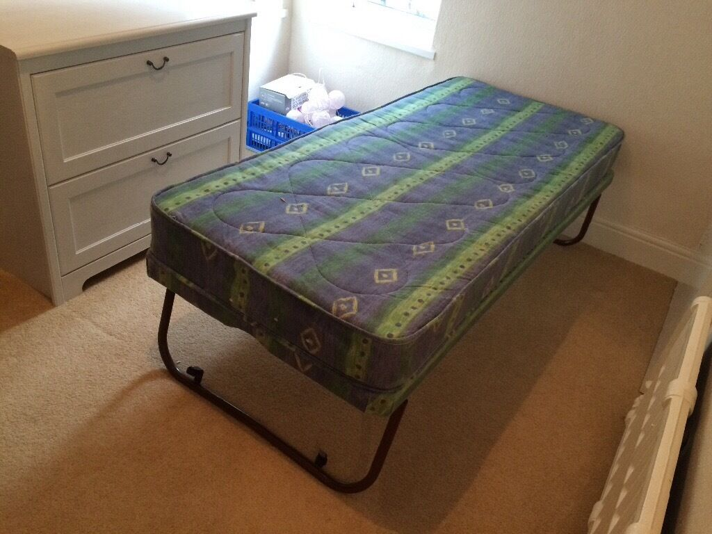 online retailer a3c7e d1630 Single put up bed | in Rhyl, Denbighshire | Gumtree
