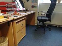 Four Office Desks for Sale