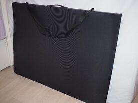 A1 portfolio plastic art case