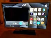 JVC smart tv led 24 inches