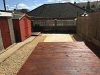Landcape/Garden,Fencing,Decking,Slabbing,turfing, grass/hedge cutting, low prices