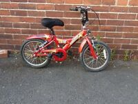 giant child bike