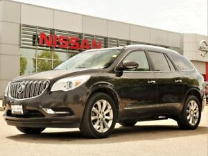 2013 Buick Enclave Premium All Wheel Drive Sunroof, Rear DVD!!!