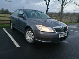 SKODA OCTAVIA 1.6S TDI CR ( RD TAX ONLY £30 A YEAR )
