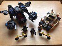 LEGO - BATMAN - THE BAT vs. BANE TUMBLER CHASE – 76001 – THE DARK KNIGHT RISES
