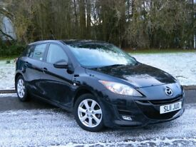 Mazda 3 TS2 Diesel , Service history, MOT May, demo +one owner.