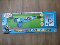 Thomas Tilt and Turn Scooter