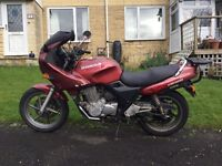 Honda CB500, good runner, excellent commuter bike, MOT May 2017, new front forks and seat