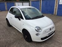 BARGAIN FIAT 500 1.2 pop / 53k MILEAGE / FULL SERVICE HISTORY / 2011 / IDEAL FIRST CAR / £30 TAX