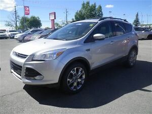 2013 Ford Escape SEL  4X4  Heated Leather Seats   Loaded