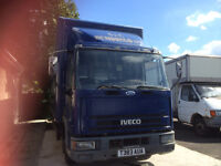 FORD IVECO 7.5 TON REMOVAL VAN