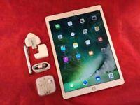 "Apple iPad Pro 12.9"" 128GB, WiFi, Gold, +WARRANTY, NO OFFERS"
