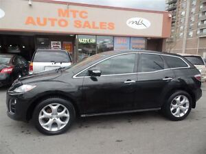 2010 Mazda CX-7 GT, LEATHER, SUNROOF, AWD