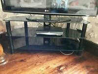 Television and DVD stand