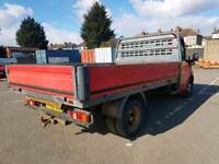 Ford Transit 350 MWB 2.5 Diesel - Flat Bed Lorry - 2 Owners - 100k only - Drives Good