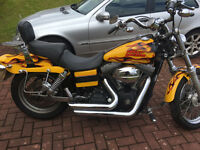 Harley Davidson Dyna Street Bob For Sale