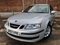 2007 / SAAB / 1.8 T /ELECTRIC WINDOWS / LEATHER / ALLOYS / CD / SEPT MOT .