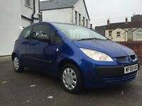 MITSUBHISHI COLT 1.1 2008 **lovely car**low insurance group** ideal for new driver